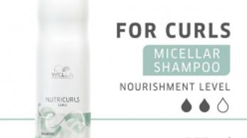 Nutricurl shampoo