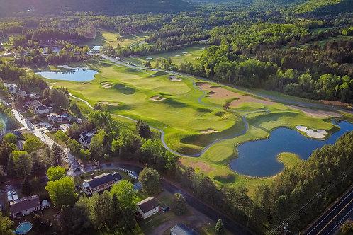 Golf le Maître - Mont-Tremblant, Qc.