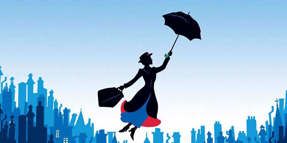 Inspirations - Mary Poppins (1964)
