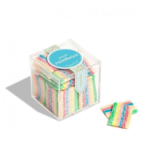 Sugarfina Sour Rainbows - Small Cube