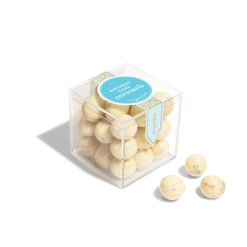 Sugarfina Birthday Cake Caramels - Small Cube