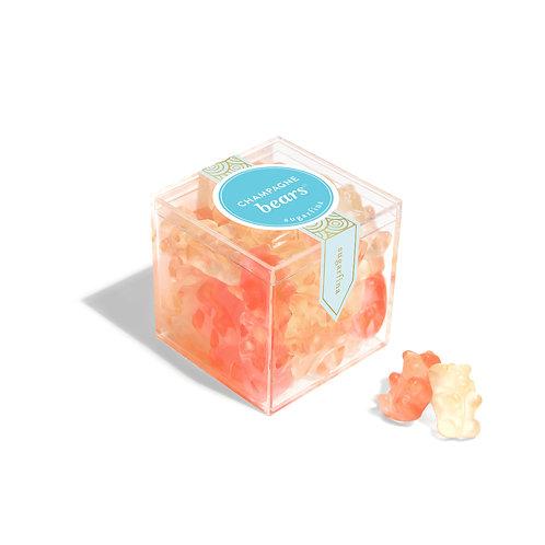 Sugarfina Champaign Bears - Small Cube