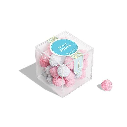Sugarfina Atomic Sours - Small Cube