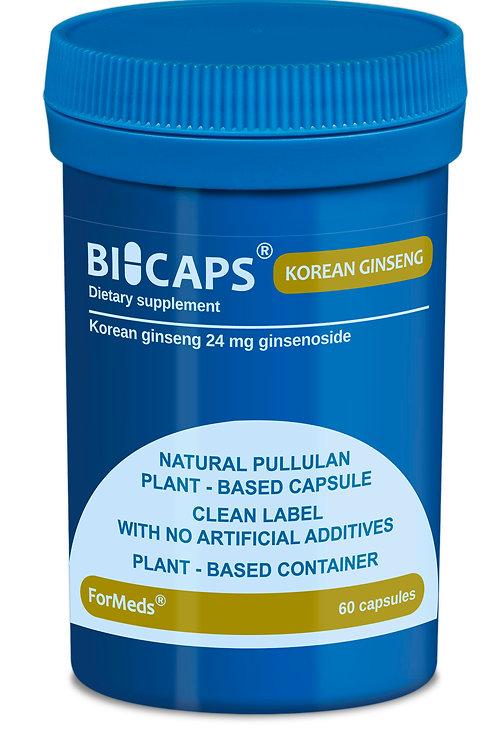 ForMeds BICAPS® Korean Ginseng - 60 Caps