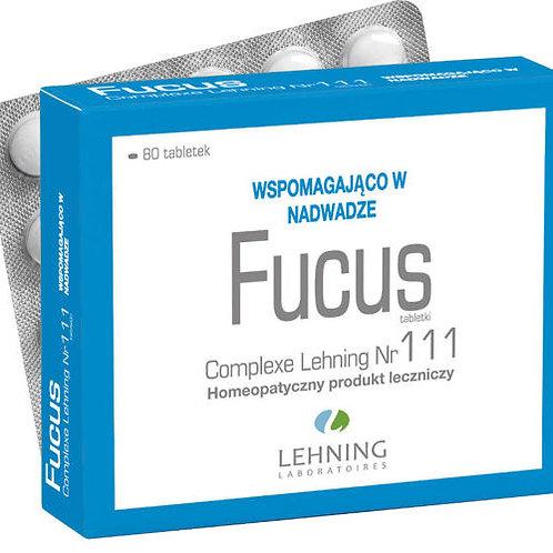 Lehning Fucus Complexe No. 111 - 80 Tabs