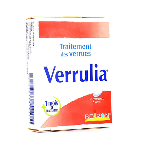 Boiron Verrulia 60 tablets for Warts