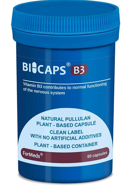 ForMeds BICAPS® B3 Pure Natural Niacin - 60caps