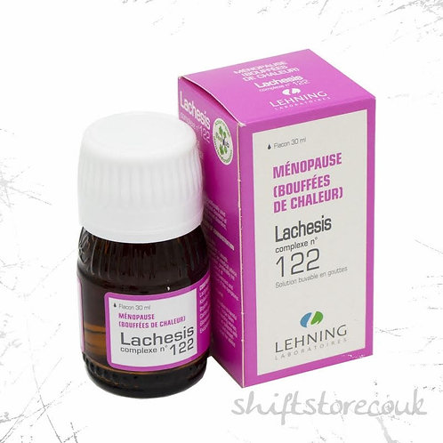 Lehning Lachesis Complexe no 122 - 30ml