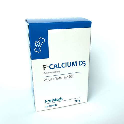 ForMeds  F-Calcium D3 - 60 Portions