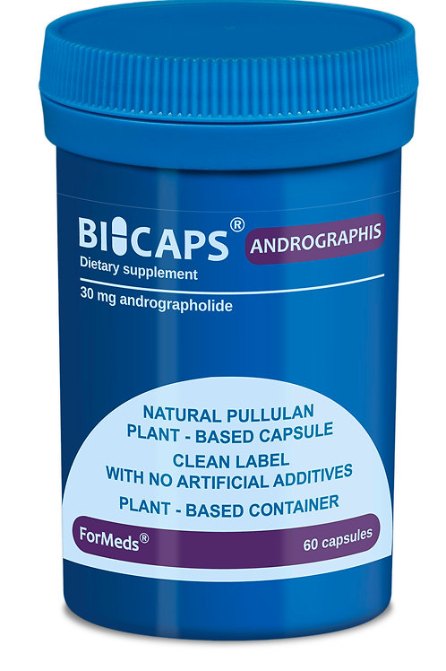 ForMeds BICAPS® Andrographis - 60 Caps