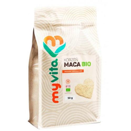 MyVita Organic Maca Powder 50g