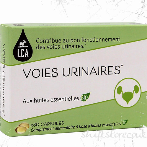 LCA Voies Urinaries Natural Remedy for Urinary Track - 30 capsules
