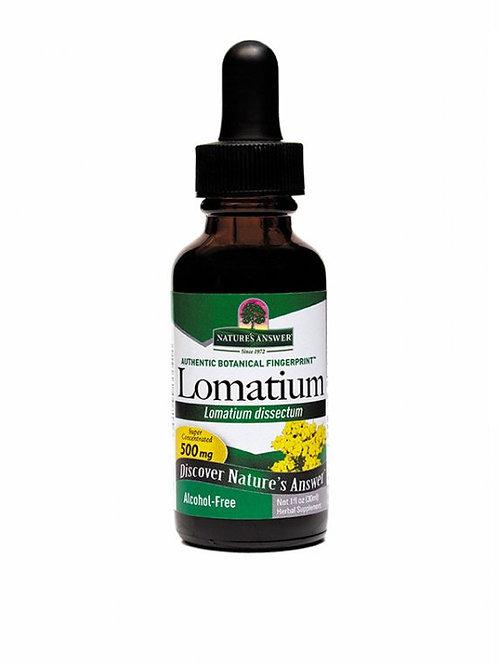 Nature's Answer - Lomatium (Lomatium dissectum) 30ml