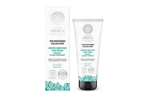 Natura Siberica White Cleansing Mask 80ml