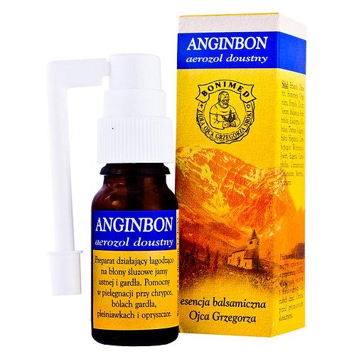 Bonimed Anginbon Herbal Throat Spray 9ml