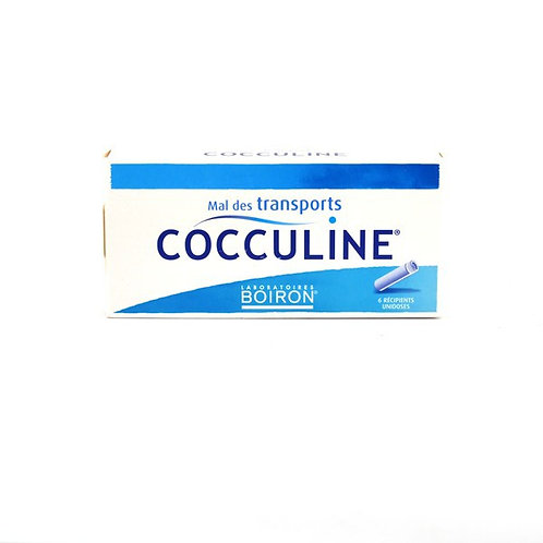 Boiron Cocculine relieves motion sickness & nausea 30 Tabs