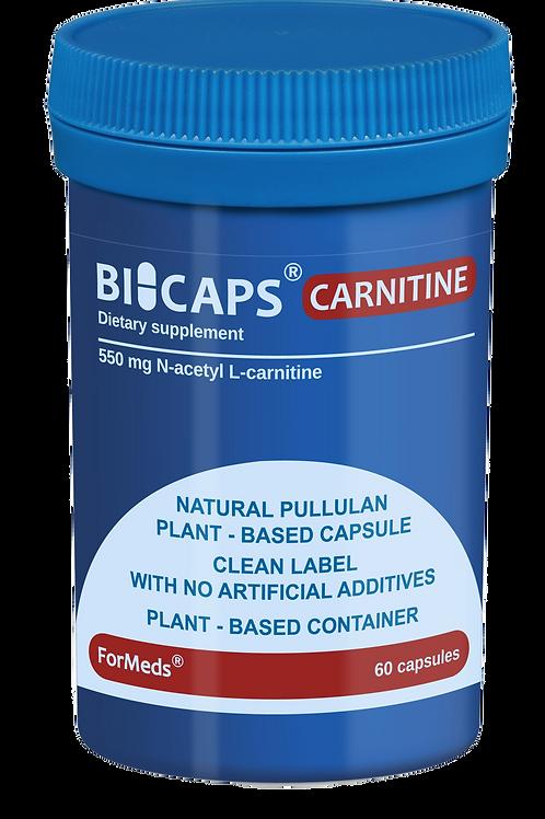 ForMeds BICAPS® Carnitine 60 VCaps