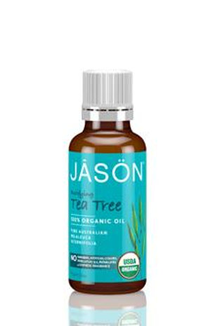 JASON Organic Tea Tree Oil 30ml