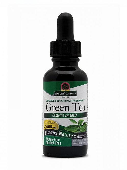 Nature's Answer - Green Tea (Camellia sinensis) 30ml