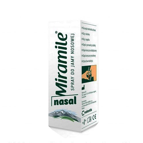 Valentis Miramile Nasal, natural nasal spray, 20 ml