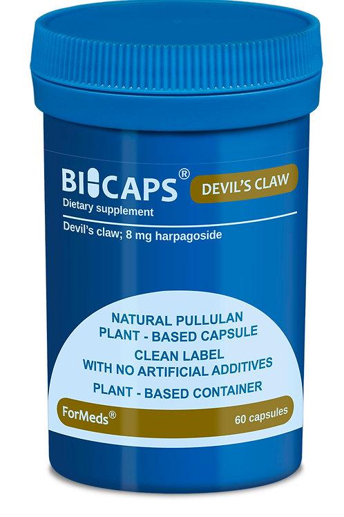 ForMeds BICAPS® Natural Devil's Claw 60 Caps