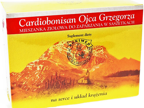 Bonimed Cardiobonisan For your heart and circulatory system 25 Sach