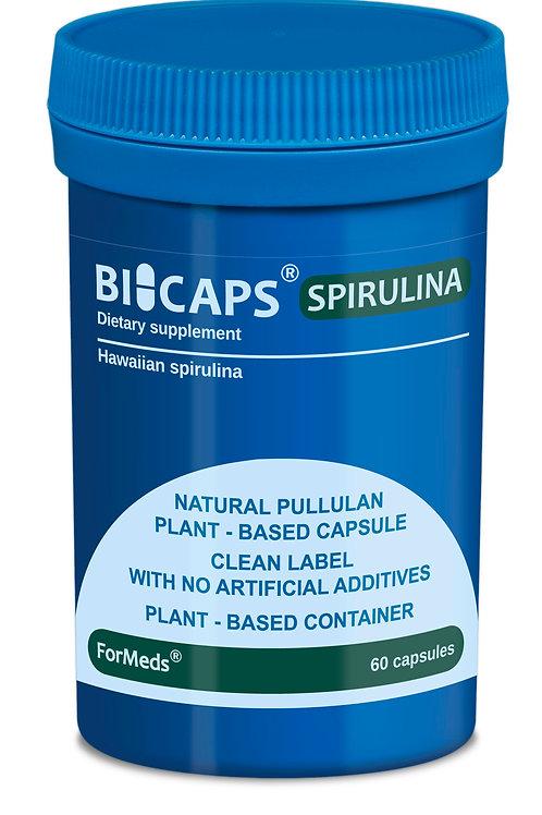 ForMeds BICAPS® Spirulina - 60 Caps