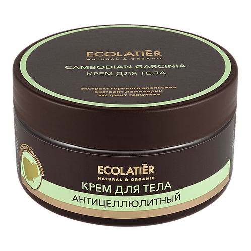 EO Laboratorie ECOLATIER Cambodian Garcinia Body Cream 200ml
