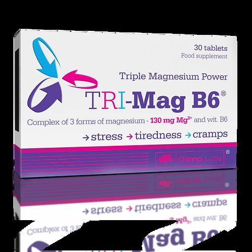 Olimp Tri Mag B6 30 Tabs