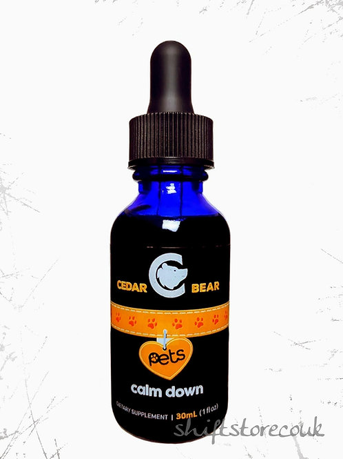 Cedar Bear® Calm Down 30ml