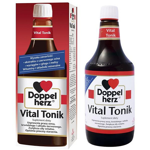 Doppelherz Vital Tonic 750ml