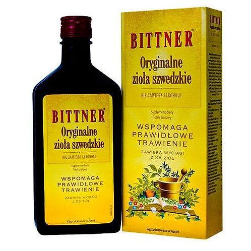 Bittner Swedish herbs for digestion 250ml