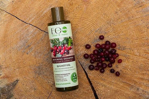 EO Laboratorie Regenerating Shampoo for dyed & dry Hair 250ml