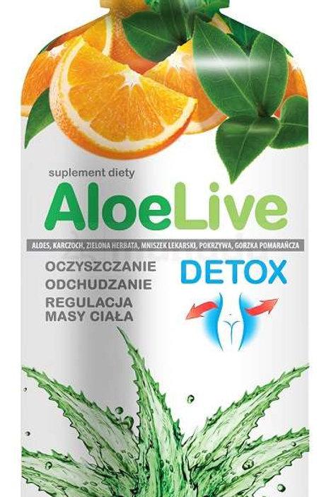 AloeLive Detox Juice 1000ml