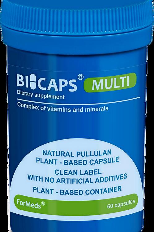 ForMeds BICAPS® Multi Multivitamins 60 Caps