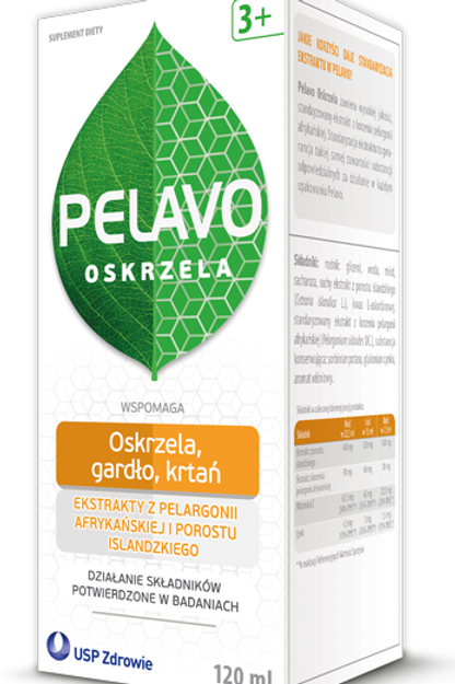 Pelavo Natural Liquid Remedy for Bronchial, Throat and Voice box 120ml