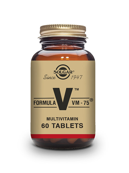 Solgar Formula VM-75 ® 60 Tabs