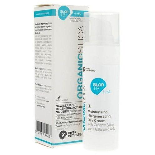 Invex Remedies Moisturising Day Cream with hyaluronic acid & silica 30ml