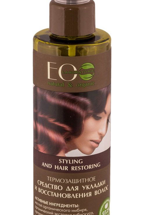Eo Laboratorie - Heat Protective Spray for Hair Styling and Regeneration 200ml