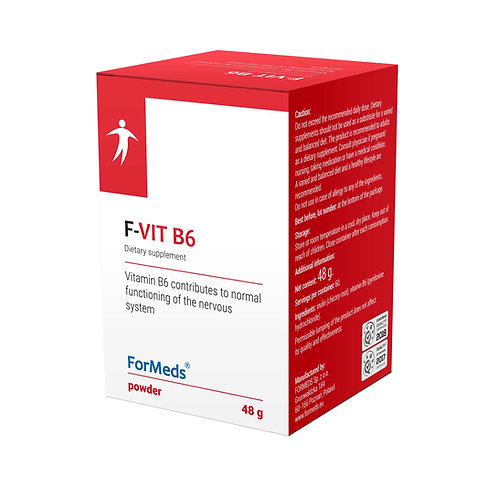 ForMeds F-Vit B6 48g