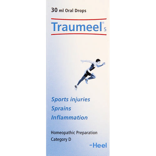 Traumeel S Oral Drops 30ml