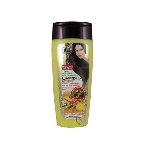 Fitokosmetik Natural Egg Yolk Shampoo 270ml