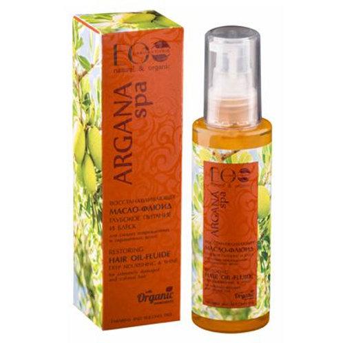 EO Laboratorie Argana Spa Restoring Hair Oil Fluide 100ml