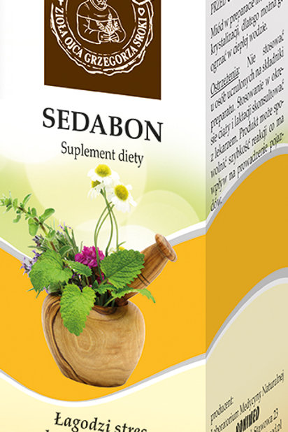 Bonimed Sedabon Relieves stress and helps you fall asleep 100ml