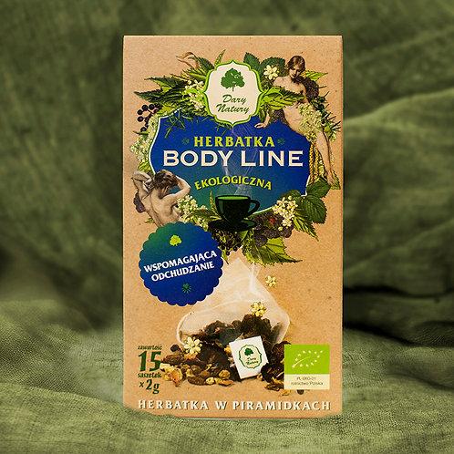 Organic Body Line Tea - 15 tea bags x2g