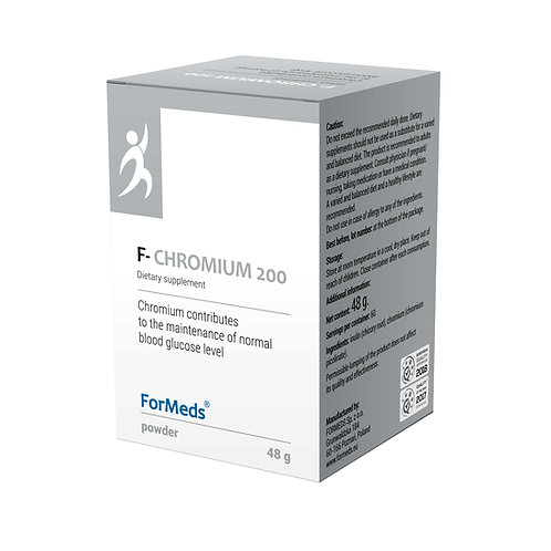 ForMeds F-Chromium 200 - 48g - 60 Portions