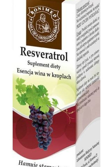 Bonimed, Resveratrol Essential 20ml
