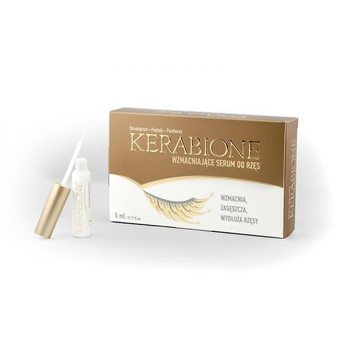Valentis Kerabione Strengthening Eyelashes Serum 5ml