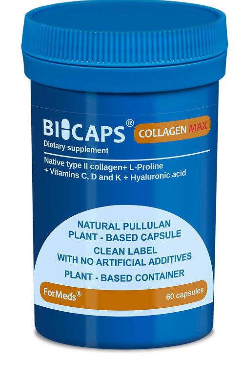 ForMeds BICAPS® Collagen Max - 60 Caps
