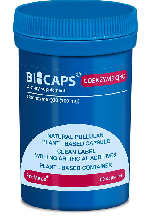 ForMeds BICAPS® COENZYME Q10 60caps